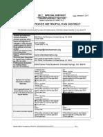 CMD Transparency Notice