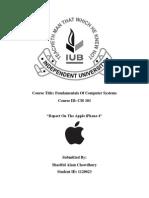iPhone 4 Report