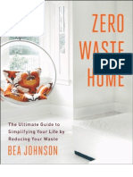 Simplify Your Life by Reducing Your Waste: ZERO WASTE HOME by Bea Johnson