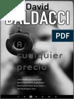 A Cualquier Precio - Baldacci_ David
