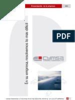 Cymsa Presentacion v8 HD