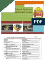 Seminario Taller de Técnicas y Dinámicas Grupales 2012