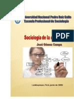 Gomez Cumpa Jose - Sociologia de La Organizacion