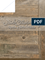 David Christopher's Collection Spring Selections