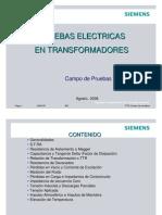Pruebas elect en trafos ;Siemens.pdf