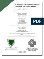 PROERD Relatorio Portugues