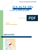 Cuenca Alta Del río Chillón