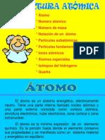 2.-  Estructura Atómica