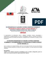 Convocatoria Oficial XIV Encuentro Iberoamericano de Cementerios Patrimoniales
