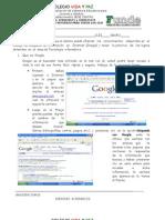 Manejo de Google Funde