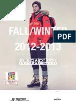 Catalogo Napapijri FW2012-13