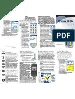 GPSmap 76CSx - Guía de inicio rapido