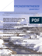 Psychosynthesis Quarterly December 2012