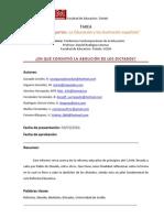 Informe Abolicion Del Metodo de Los Dictados. Angela Rodriguez Garcia-Calvo 2oA