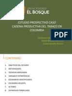 Caso Cadena Del Tabaco en Colombia
