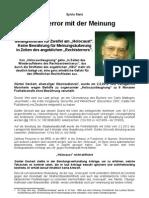 Prozeßbericht im Fall Günter Deckert