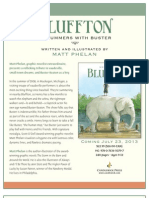 Q&A with Author/Illustrator Matt Phelan - Bluffton