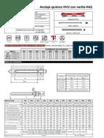 Analisis EstructuralAnclajesanclajes quimicos