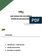 Panorama de Los Hidrocarburos Convencionales No Convencionales en Colombia