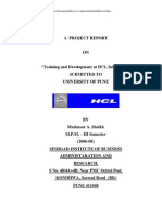 TD HCL Infosystem