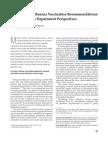 LHDs Flu Vaccine Production