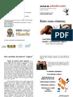 Jornal do Adoidescente - Pensamento Lógico (4ª ed.)