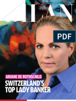 Ariane de Rothschild Switzerland s Top Lady Banker