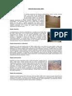 Tipos de Suelo en El Peru