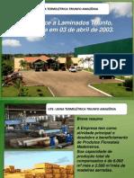 Apresentaçao - UTE Geracao 9,3MVA