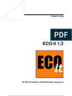ECO It Manual
