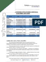 Informe económivo financiero Alhambra