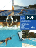 Endless Pools Complete Line Brochure