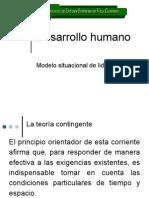 Modelo Situacional de Liderazgo