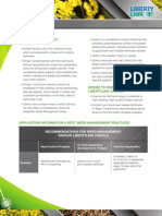 LibertyLink Liberty Integrated Pest Management_2013 Seed Trait Technology Manual Part 6