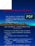 Non Technical Losses Reduction