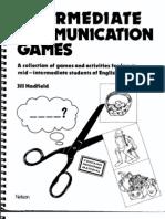 Communication Games (Intermediate)