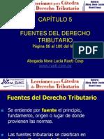 5 Fuentes Del Derecho