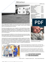 Mar 2013 Newsletter