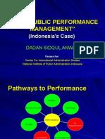 Good Public Performance Management-1
