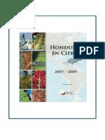 Honduras en Cifras 2007_2009
