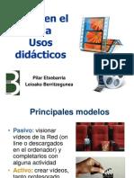 Videos en El Aula Pilar Etxebarria
