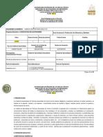Técnicas Avanzadas de Cocina (PLANEACION SEMESTRAL)2013