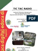 Tic Tac Radio. 6