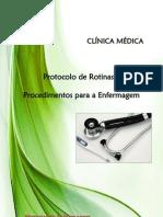 Clínica Médica - Protocolo Completo
