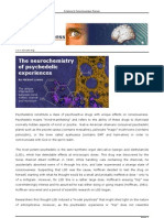 Lyvers, Michael - Neurochemistry of Psychedelic Experiences