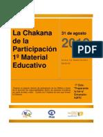 1º Juego Didáctico Chakana de la participación