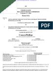 CONOCOPHILLIPS 10-K (Annual Reports) 2009-02-25