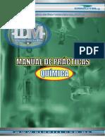 MANUAL Practicas de Laboratorios QUIMICA 3