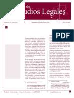 Boletn No. 121 Enero 2011. Propuesta de Lineamientos Para Elaborar Leyes
