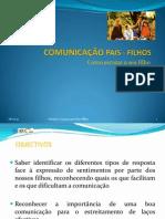COMUNICAÇÃO PAIS - FILHOS